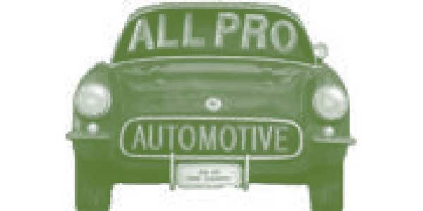 <h4>All Pro Automotive</h4>